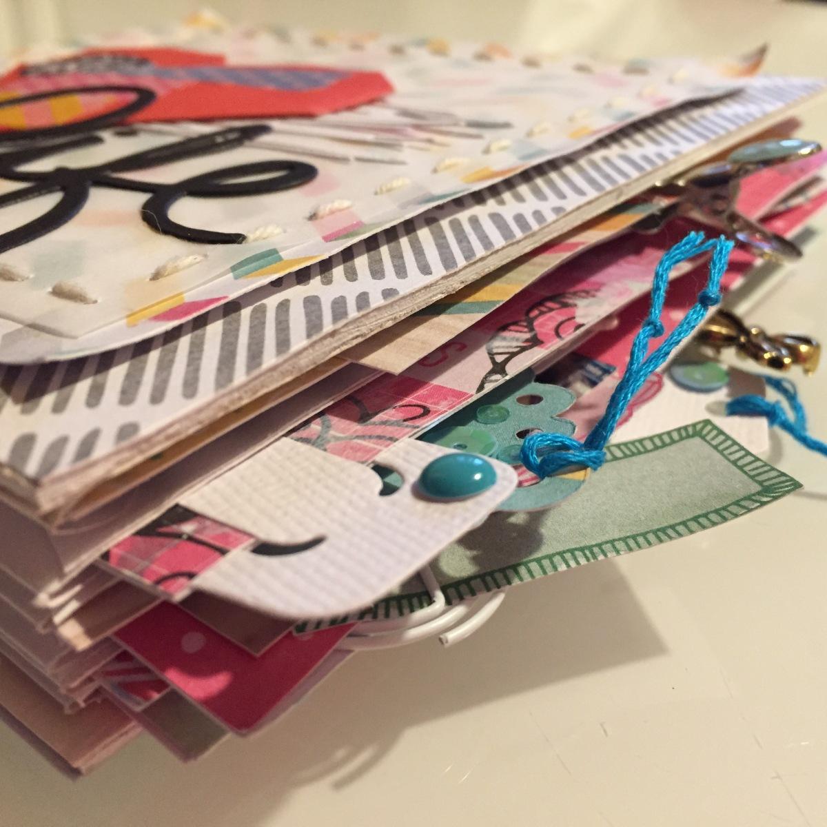 """Il folder Album """"Life"""" realizzato perl'ASI!"""