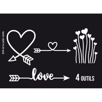 'Florilèges Design - Collection Direction Love
